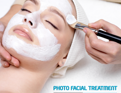 Photo Facial Treatment