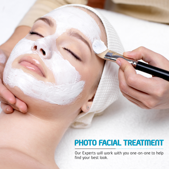 Photo Facial Treatment
