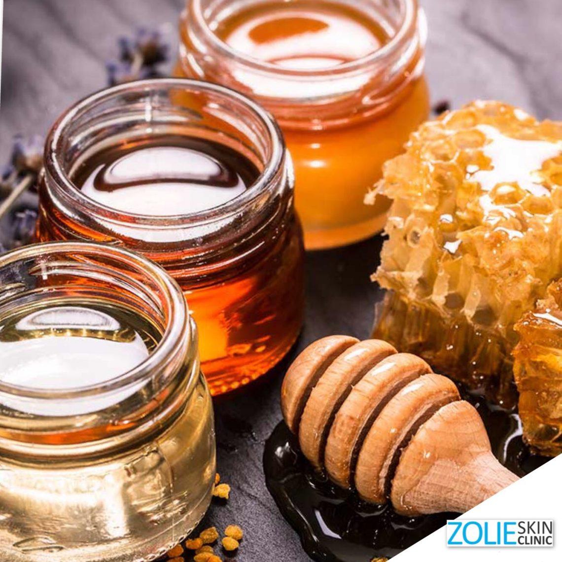 Zolie Honey Caffeine Pack