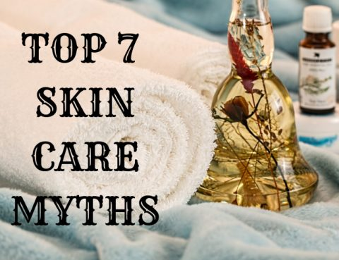 Popular Skin Care Myths