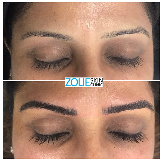 Microblading Eyebrows Permanent Makeup In Greater Kailash New
